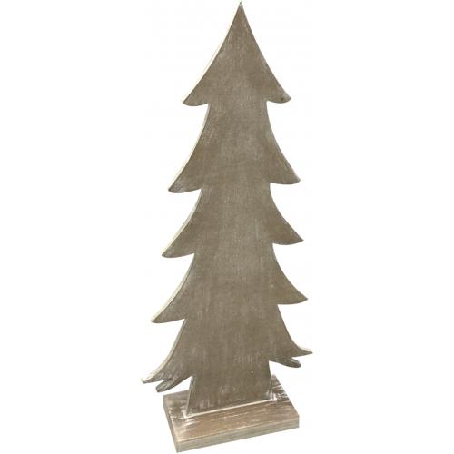Δέντρο ξύλινο με βάση 15εκχ60εκ