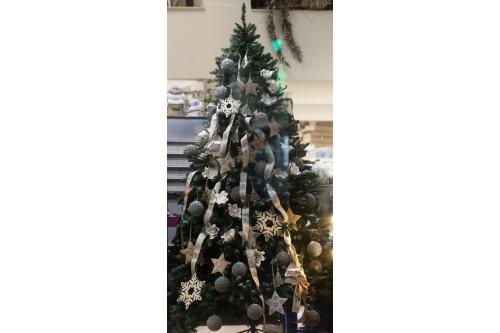 Ιδιαίτερο Χριστουγεννιάτικο δέντρο