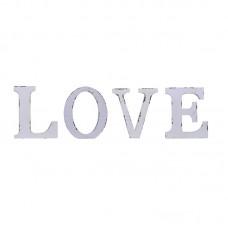 Ξύλινα γράμματα Love 30χ4εκ