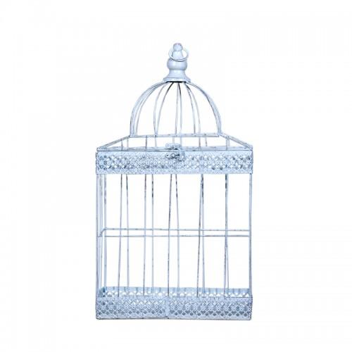 Κλουβί παραλ/μο vintage 28χ14χ53εκ