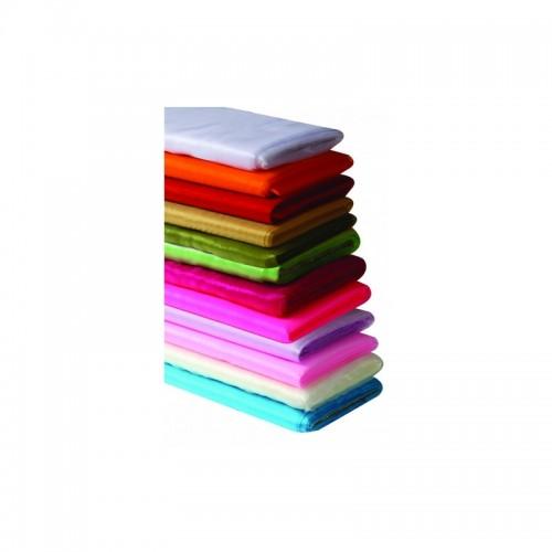 Οργάντζα τόπι 1,5φχ25μ χρώματα